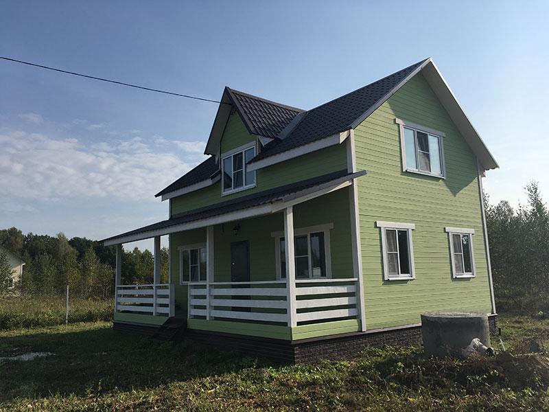 Проект дома - Виктор