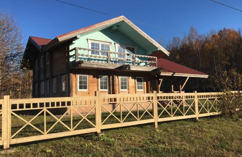 Продажа готовых домов в Заокске