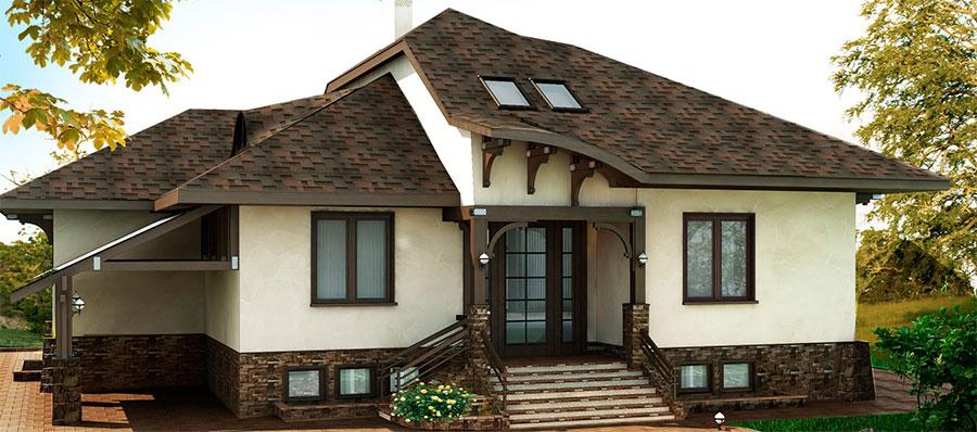 Отделка домов в Заокске