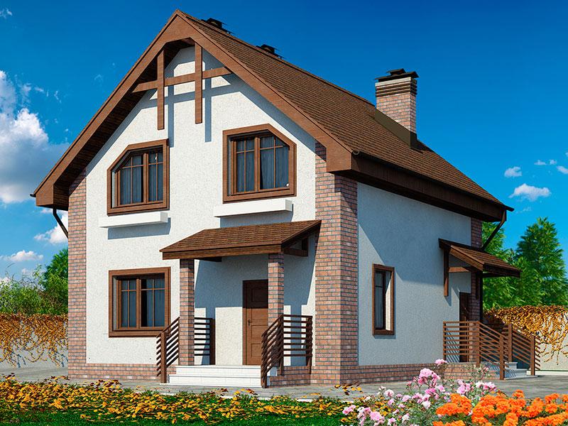 Строительство домов в Заокске