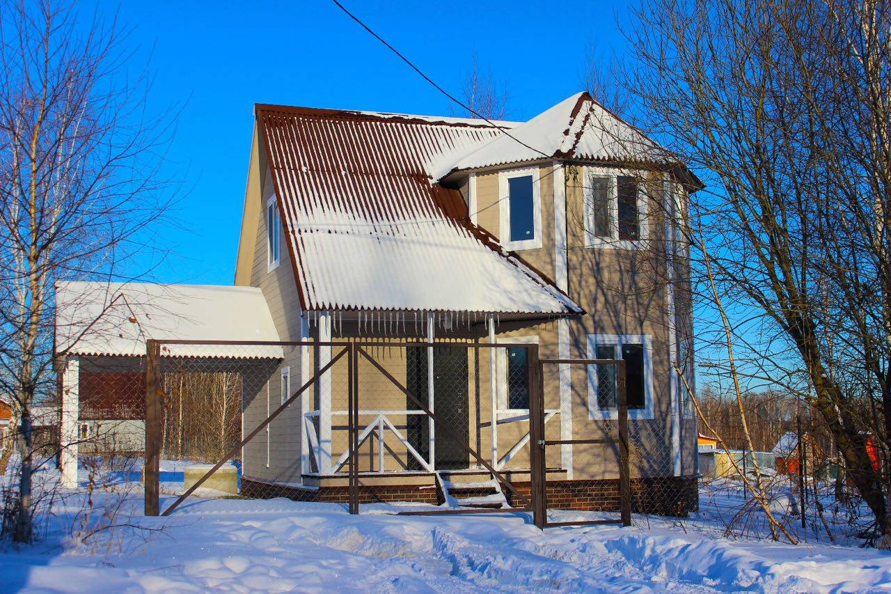 Дома в Заокском районе
