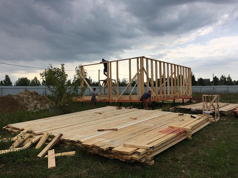 Строительство в Малахово - АКЦИЯ!